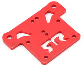 ARRMA 320195 Aluminium Top Plate Red (1PC)