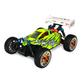HSP 94185 Green 2.4Ghz Electric 4WD Off Road 1/16 Scale RC Buggy