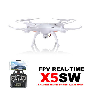 Syma X5SW-1 Explorers 2 Wifi FPV 2.4G RC Quadcopter