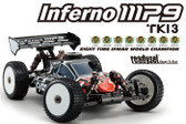 Kyosho 1/8 Inferno MP9 TKI 3 RTR Nitro Race Spec Buggy