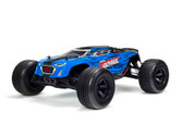 ARRMA FAZON VOLTAGE 2WD SPEED TRUCK, BLUE/BLACK WITH BATTERY & CHARGER