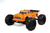 ARRMA OUTCAST 4WD STUNT TRUCK, 6S BLX (ORANGE)
