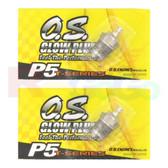 O.S P5 T-series glow plug