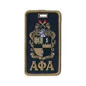 APA Crest Luggage Tag