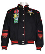 OES Twill Racing Jacket