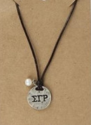 SGRho Sorority Necklace