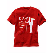 """KAY """"Til I Die"""" Tee"""