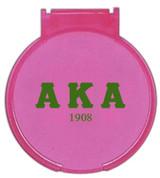 AKA Pink Pocket Mirror