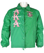 AKA Kelly Green Signature Line Jacket