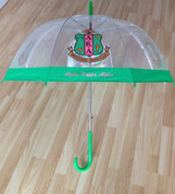 AKA Clear Umbrella - Newly Redesigned & Exclusive!