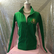 NEW Gorgeous in Green Track Jacket!!!