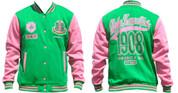 AKA Fleece Jacket - Green