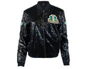 AKA Sequin Jacket (Black) - NEW