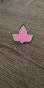 Enamel Ivy Lapel Pin