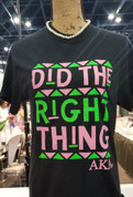Did The Right Thing Tee - AKA