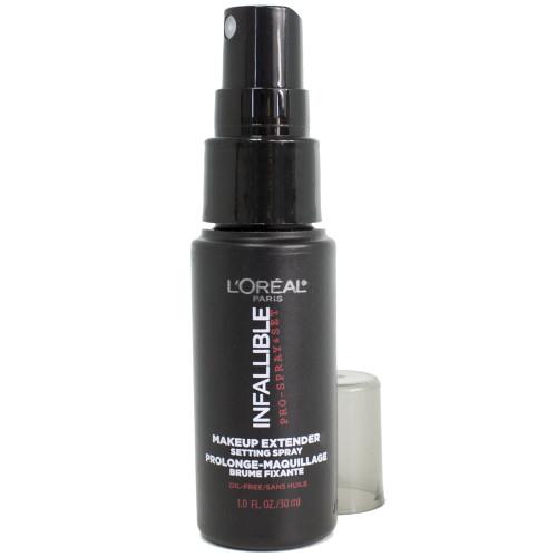Loreal Infallible Pro-Spray & Set Makeup Extender Setting Spray (Travel Size) 1.0 oz