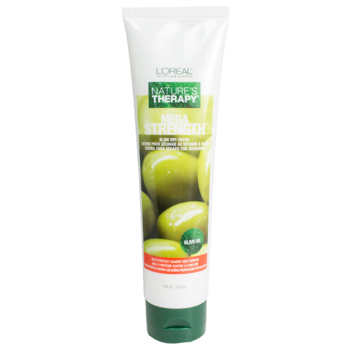 Loreal Nature's Therapy Mega Strength Blow Dry Creme 5 fl oz