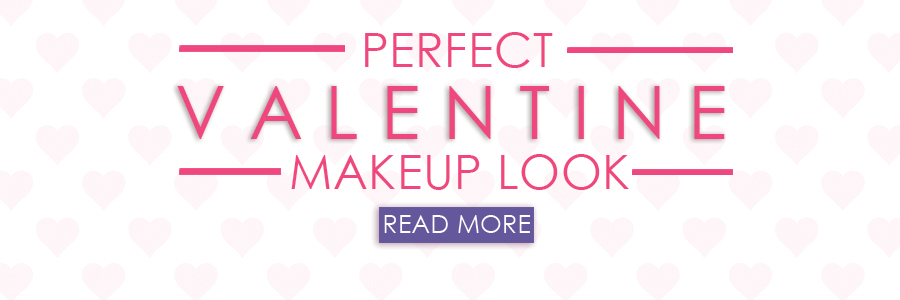 Get the perfect Valentine's Day Makeup Look