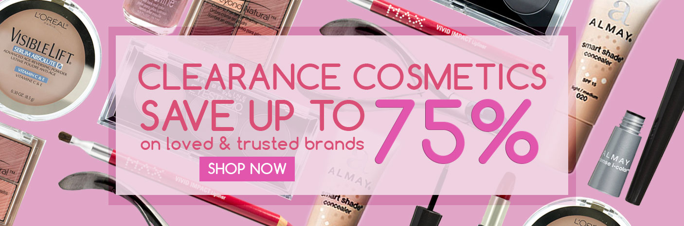 clearance-75off