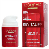 Loreal RevitaLift Clinical Repair 10 Moisturizer, 1.6 oz.