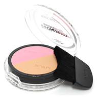 Loreal The One Sweep Sculpting Blush Duo