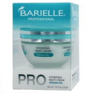 Barielle Hydrating Night Cream with Argan Oil