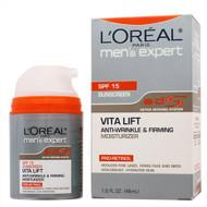 Loreal Men's Expert Vita Lift Anti-Wrinkle & Firming Moisturizer, SPF 15