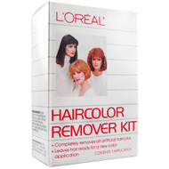 Loreal Haircolor Remover Kit