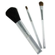 Jerome Alexander 3 Piece Brush Set with Dome Brush
