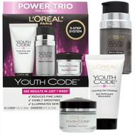 Loreal Youth Code Power Trio 3-Step System