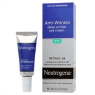 Neutrogena Anti-Wrinkle Deep Wrinkle Eye Cream