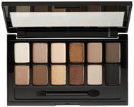 Maybelline 12-Pan Eyeshadow Palette - The Nude