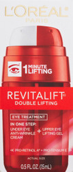 Loreal RevitaLift Double Lifting, Eye Treatment