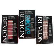 Revlon Nail Art Style Strips Set 1 – 3-Pack