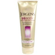 Jergens BB Body Perfecting Skin Cream for All Light Skin Tones 7.5 fl oz