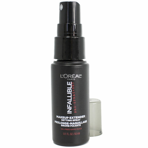 Loreal Infallible Pro-Spray & Set Makeup Extender Setting Spray (Travel Size) 1.0 oz