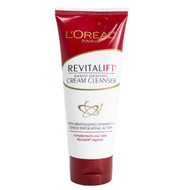 Loreal RevitaLift Radiant Smoothing Cream Cleanser, 2.5 oz.