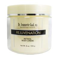 Dr. Jeanette Graf Rejuvenation Retinol Body Creme 8 oz.