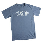 "Keep Austin Weird ""Support your local Businesses"" Tee (3 Colors)"