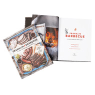 In this much-anticipated debut, Franklin and coauthor Jordan Mackay unlock the secrets behind truly great barbecue, and share years' worth of hard-won knowledge. Franklin Barbecue is a definitive resource for the backyard pitmaster, with chapters dedicated to building or customizing your own smoker; finding and curing the right wood; creating and tending perfect fires; sourcing top-quality meat; and of course, cooking mind-blowing, barbecue.