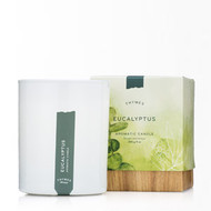 Thymes Eucalyptus Poured Aromatic Candle 9 oz