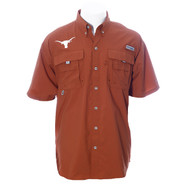 Texas Longhorn Men's Columbia Bahama Shirt