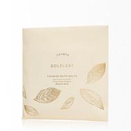 Thymes Goldleaf Foaming Bath Envelope