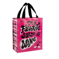 Blue Q My Favorite Salad Handy Tote