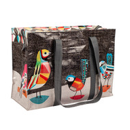 Blue Q Pretty Bird Shoulder Tote