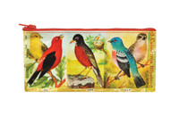 Blue Q Bird Pencil Case