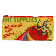 Blue Q Art Supplies Pencil Case