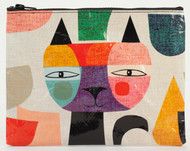 Blue Q Mister Cat Zipper Pouch