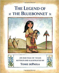 The Legend of the Bluebonnet-Book