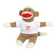 Texas Longhorn Sock Monkey